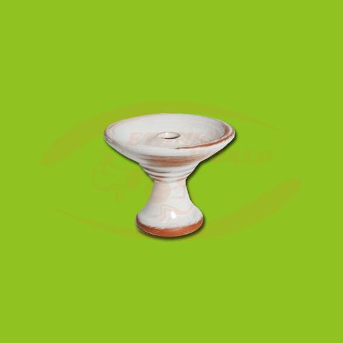 Bowl Ceramic Saphire Flat Head