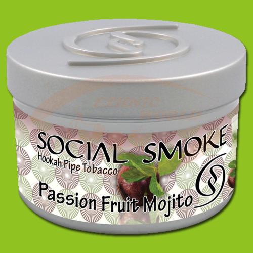 Social Smoke Passion Fruit Mojito