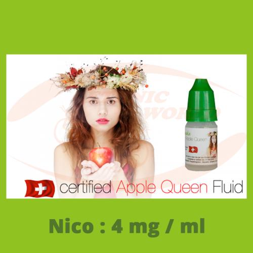 InSmoke Liquid 10 ml - 4mg - Apple Queen