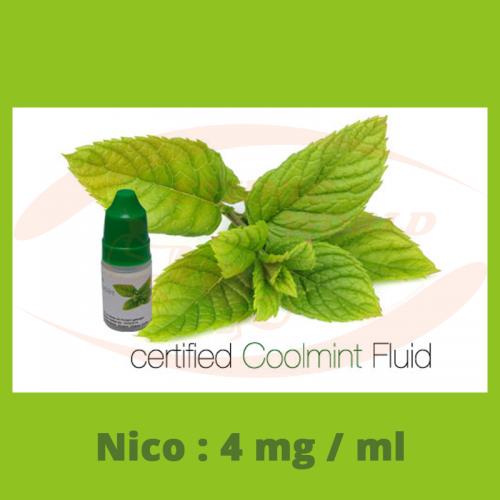 InSmoke Liquid 10 ml - 4mg - Cool Mint