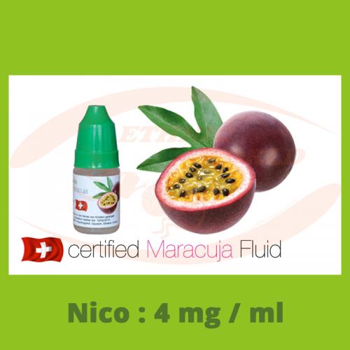 InSmoke Liquid 10 ml - 4mg - Maracuja