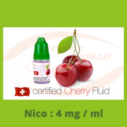 InSmoke Liquid 10 ml - 4mg - Cherry