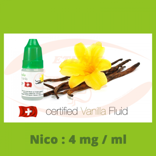 InSmoke Liquid 10 ml - 4mg - Vanilla