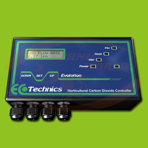 Evolution CO2 Controller (ppm)