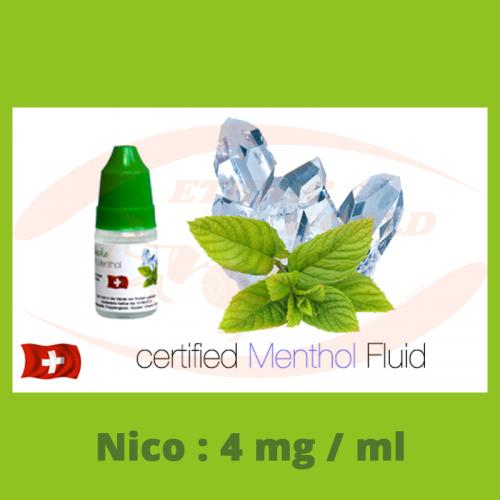 InSmoke Liquid 10 ml - 4mg - Menthol