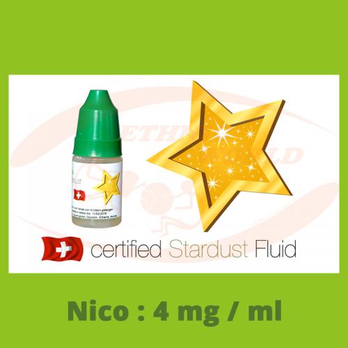 InSmoke Liquid 10 ml - 4mg - Stardust