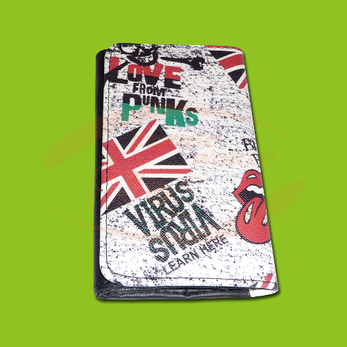Tobacco pouch Union Jack