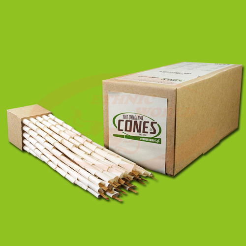 Cones 109 mm King Size Bio Organic HEMP