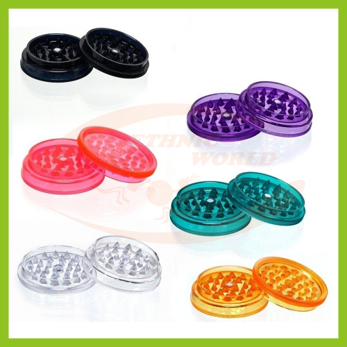 Grinder Plastic 50mm - DISPLAY (16pc)