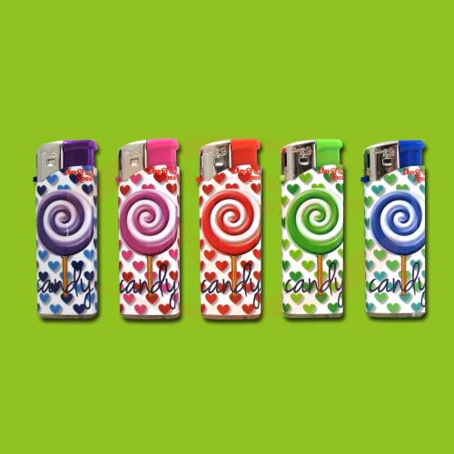 DR - Briquet Electronic Mini Candy