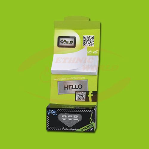 OCB Premium Slim Rolls +Filter