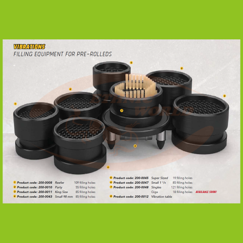 Cones Vibration Filling King Size (85 holes)
