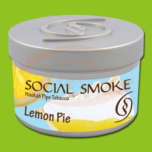Social Smoke Lemon Pie