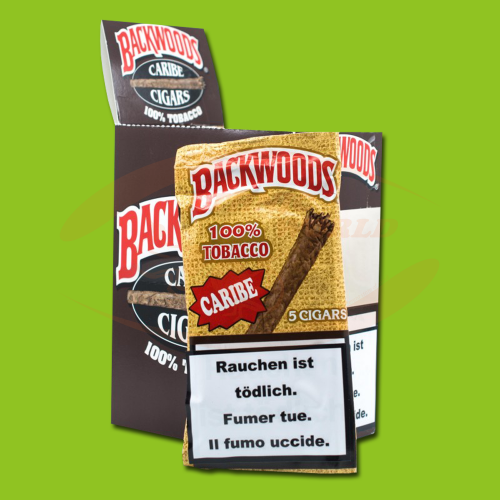 Backwoods Cigars Caribe