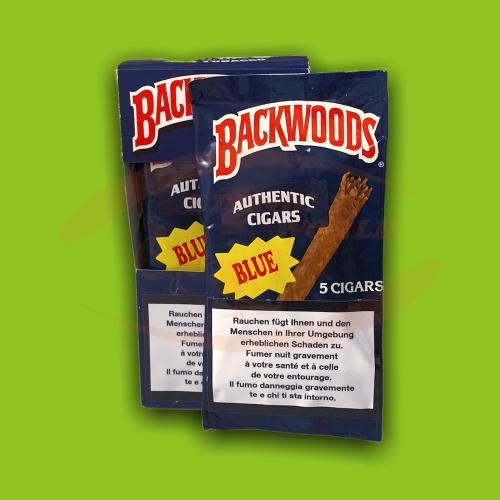 Backwoods Cigars Blue