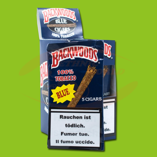 Backwoods Cigars Blue