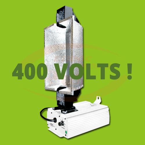 Elektrox Protheus Lamp DE 400V