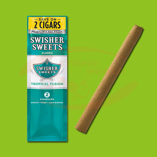 Swisher Sweets Cigarillos Tropical Fusion (2 pc)