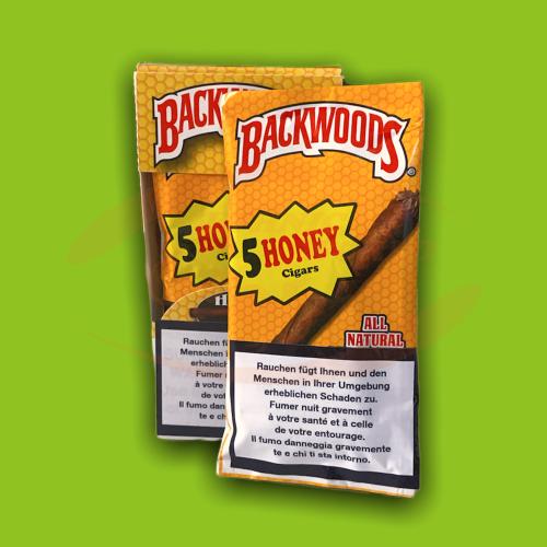 Backwoods Cigars Honey