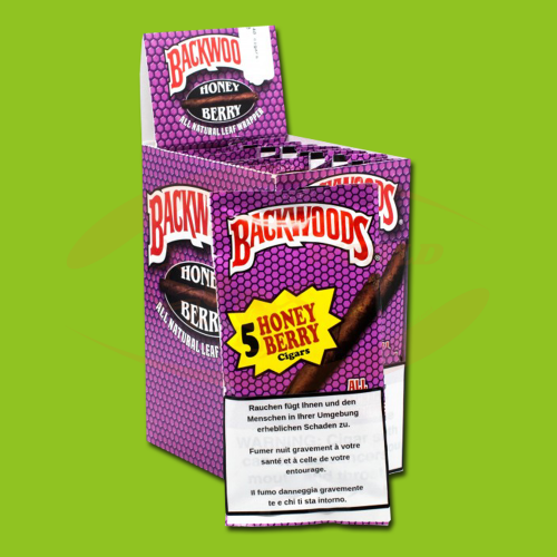 Backwoods Cigars Honey Berry