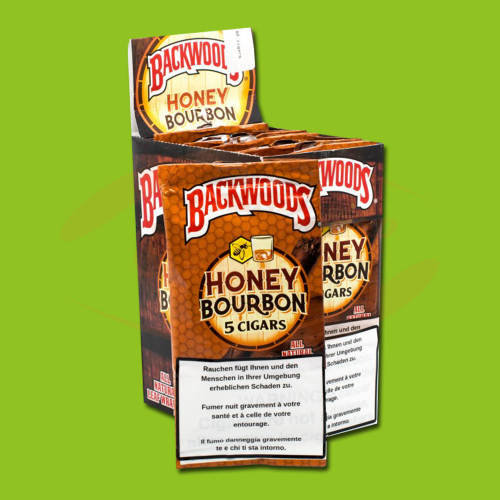 Backwoods Cigars Honey Bourbon
