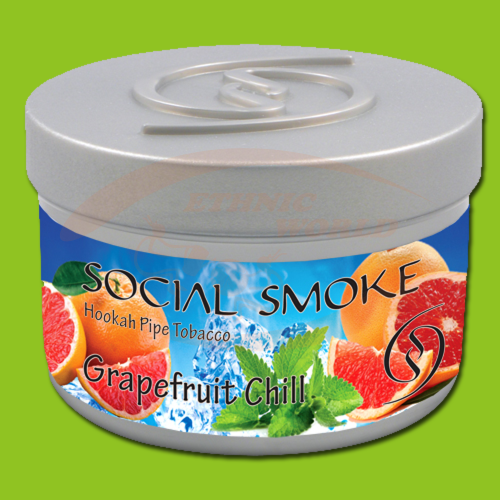 Social Smoke Grapefruit Chill