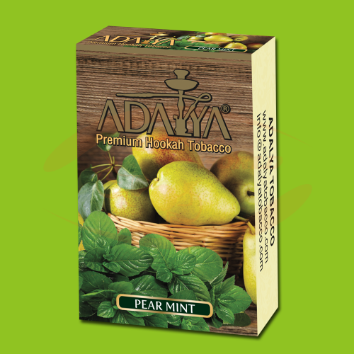 Adalya Pear Mint