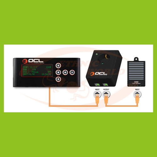OCL CO2 Sensor DLC-1.1