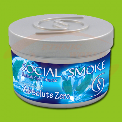Social Smoke Absolute Zero