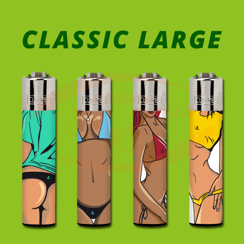 Clipper - Lighter Sexy Ladies