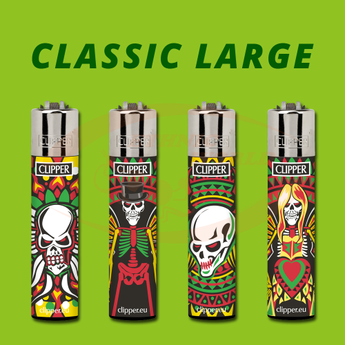Clipper - Lighter Skull Angels