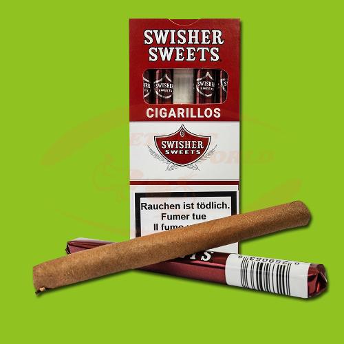 Swisher Sweets Cigarillos Original (5 pc)