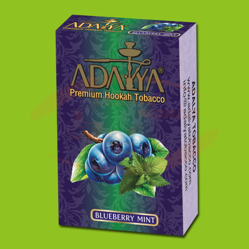 Adalya Blueberry Mint