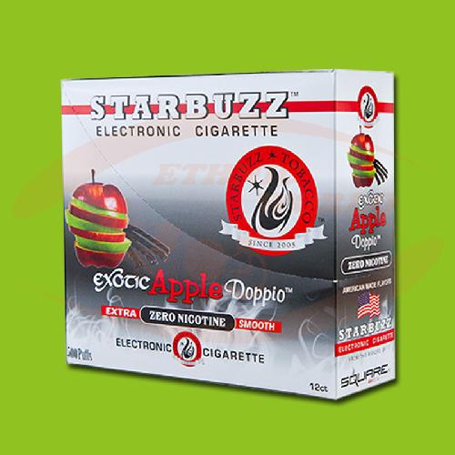 Starbuzz E-Buzz Zero Apple Doppio
