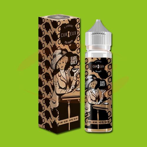 Curieux E-Liquid 50 ml - Earl Grey