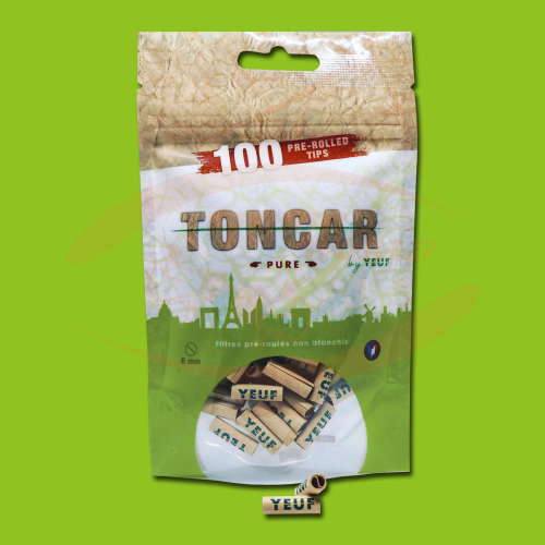 Yeuf Toncar Pure (100 pre-rolled Tips)
