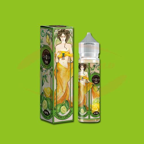 Curieux E-Liquid 50 ml - Citron Limette