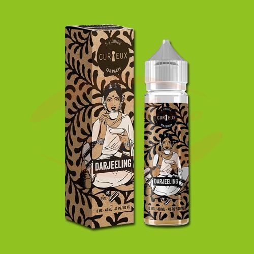 Curieux E-Liquid 50 ml - Darjeeling