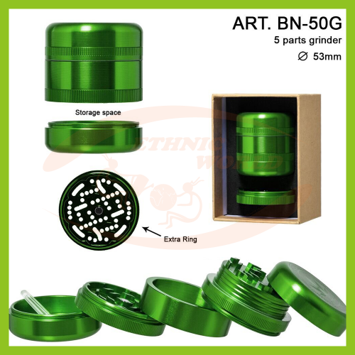 Grinder Alu GG 5 Part 55 mm
