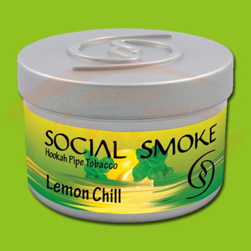 Social Smoke Lemon Chill