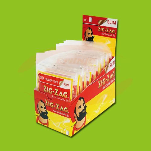 Zig-Zag Slim Filters (150)