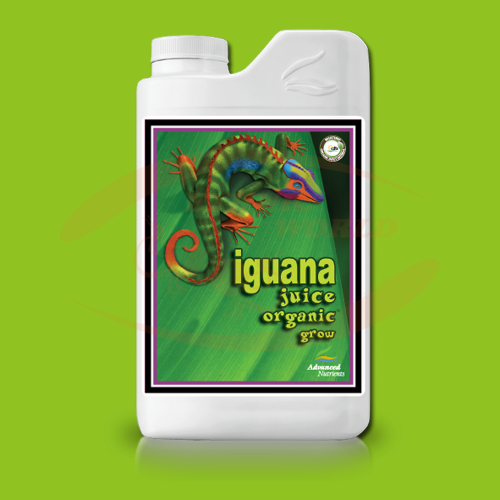 AN Iguana Juice Organic OIM Grow
