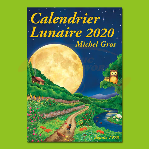 Calendrier Lunaire 2020 (FRENCH)