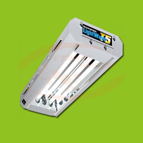 T5 Reflector Lightwave 2x24W