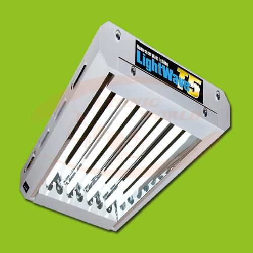 T5 Reflector Lightwave 4x24W