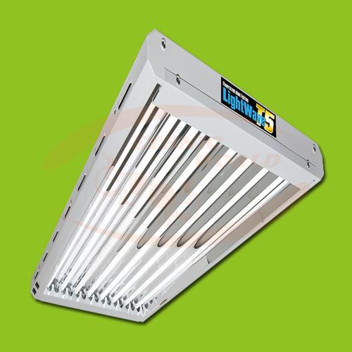 T5 Reflector Lightwave 4x54W