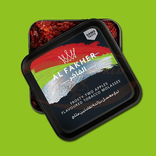 Al Fakher Frosty Two Apples