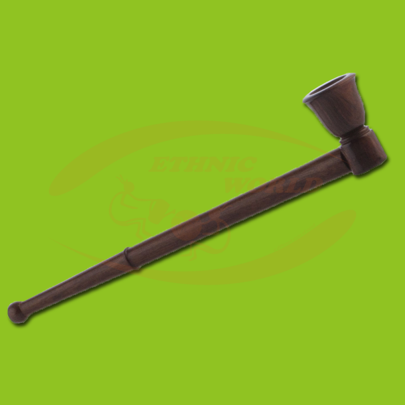 Wood Pipe 21 cm (012575W)