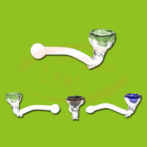 Glass Pipe 11 cm (02940)
