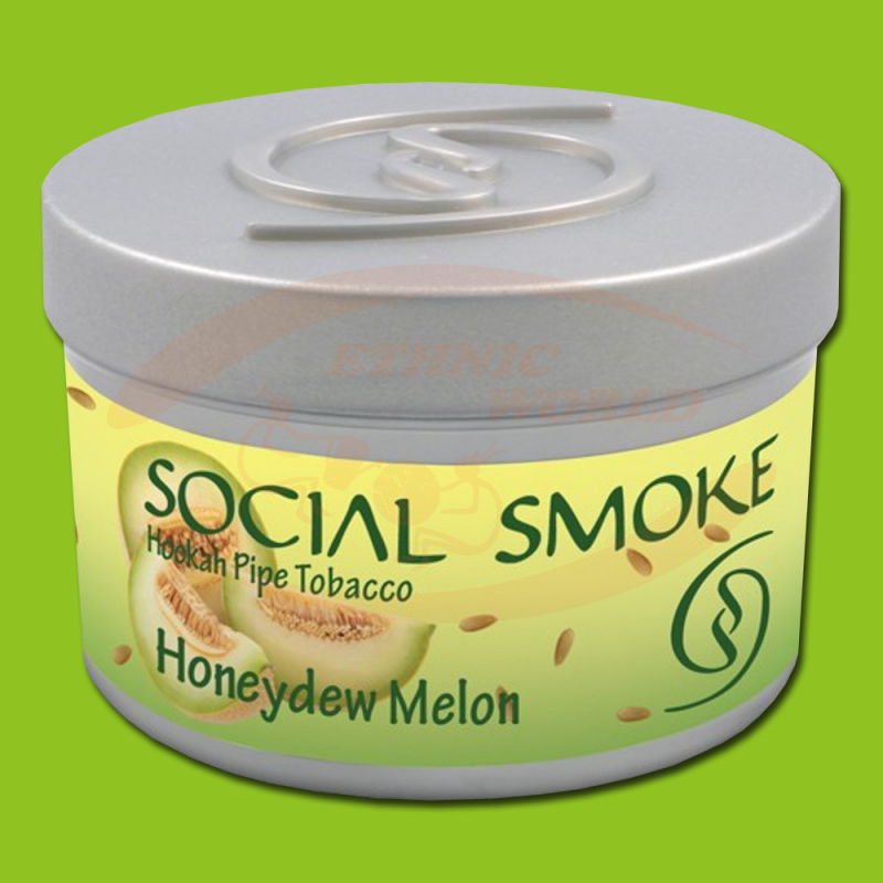 Social Smoke Honeydew Melon